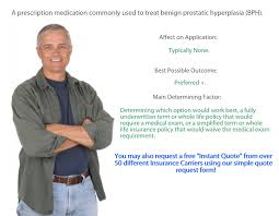great no cal exam life insurance options for flomax tamsulosin users