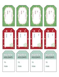 Christmas Tag Template Christmas Label Templates Download Christmas Label Designs