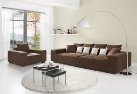 small space modern furniture. Modern Brown Couches. Big Sofas For Your Small Space: Beautiful Color Minimalist Space Furniture