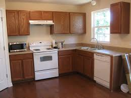 Paint Wooden Kitchen Cabinets Painting White Oak Cabinets Home Painting Ideas
