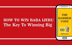 How To Win Baba Ijebu The Key To Winning Big Babaijebu