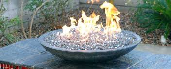 diy fire pit with glass rocks beautiful 9 inspirational glass beads for fire pits urban concepts