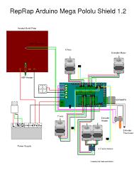 reprap wiring diagram reprap image wiring diagram ramps 1 2 reprapwiki on reprap wiring diagram