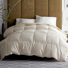 the company legends luxury geneva super light warmth ivory king down oversized comforter
