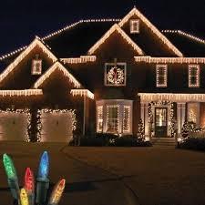 outdoor christmas lighting ideas.  Ideas Top 46 Outdoor Christmas Lighting Ideas Illuminate The Holiday Spirit With