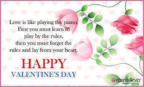 Valentine Messages For Family