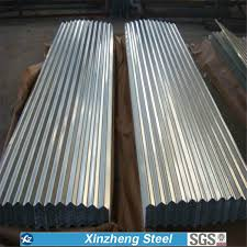 galvanized metal roofing sheet corrugated steel roof full hard