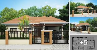 bungalow house plan philippines best of bungalow house plans modern bungalow house designs and floor