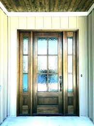 exterior leaded glass front doors half glass front door half glass exterior door knobs stained glass