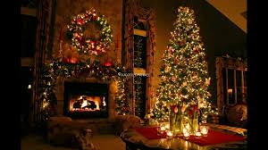 christmas house decorations inside