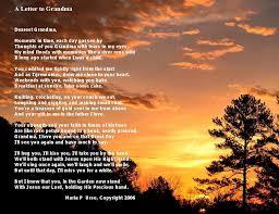 letter to grandma maria urso