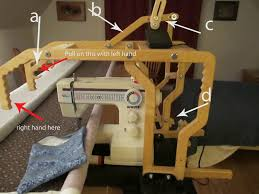 Quilting Frames For Home Sewing Machines