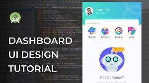 Android Studio Ui Designer Tutorial Android Studio Tutorial Modern Dashboard Ui Animation