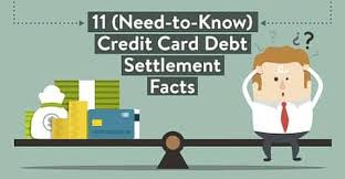 Rather than pay a company to talk. 11 Need To Know Credit Card Debt Settlement Facts Cardrates Com