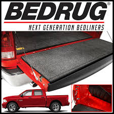 BedRug Pickup Truck Tailgate Mat Liner fits 2002-2018 Dodge Ram 1500 ...