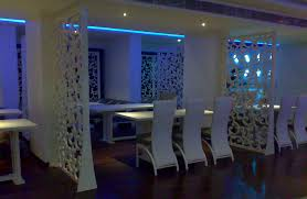 cozy restaurant concept design ideas with rectangle shape brown mesmerizing white tables and high back chairs architecture architectural mirrored furniture design ideas wood