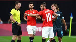 منتخب مصر يسقط أمام الأرجنتين.. وإسبانيا تخطف صدارة المجموعة في أولمبياد  طوكيو