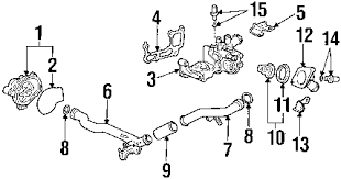 2001 honda civic alternator wiring diagram 2001 honda civic drive belt honda image about wiring diagram on 2001 honda civic alternator wiring