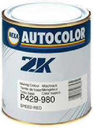Nexa Auto Color Chart Car Paint
