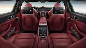 porsche panamera interior back seat. 2017 porsche panamera by exclusiverear seats interior back seat