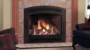 24 in vent free natural gas fireplace logs with remote model scvfr24n savannah oak northeastern design