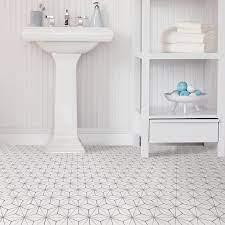 Monroe Peel Stick Kikko Floor Tiles Overstock 30290836