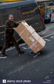 Courier Service High Resolution Stock Photography and Images - Alamy