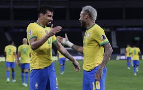 Brasilien vs argentinien copa america. Brasilien Im Copa America Finale Endspiel Gegen Argentinien Sport Nachrichten Zu Eishockey Wintersport Und Mehr Allgauer Zeitung
