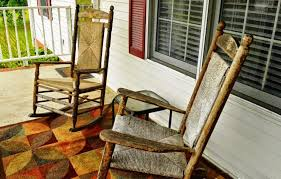 Cracker Barrel Porch Rocker Chairs