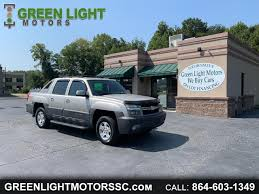 2004 Chevy Avalanche Service Airbag Light Is On Used 2004 Chevrolet Avalanche 1500 2wd For Sale In Mauldin