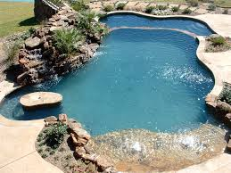 natural looking in ground pools. Images About Just My Imagination Running Away On Pinterest Backyard Waterfalls Ponds And. Landscaping Business Natural Looking In Ground Pools