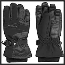 Junior Kids Gordini Aquabloc 3 Ski Snowboard Winter Snow Gloves Black Medium