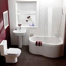 Dark Red Bathroom Bathroom 2017 Amazing Small Bathroom Dark Red Wall Accent With