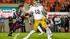 Notre Dame Football Primer Irish Eye Bounce Back Against