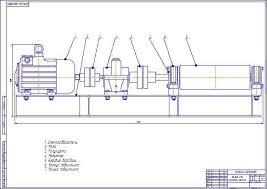 Организация хранения сельскохозяйственных машин в хозяйстве Приводной узел стенда для обкатки сеялок