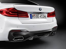2017 G30 BMW 5-Series Gets Host of M Performance Parts | BMWCoop