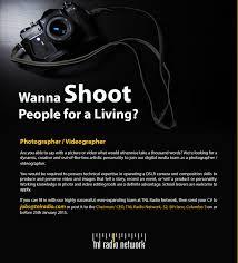 Photographer Videographer At Tnl Radio Network