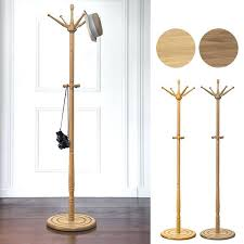 Wooden Coat Rack Stand Beauteous Wood Coat Rack With Umbrella Stand Awesome Coat Racks Inspiring