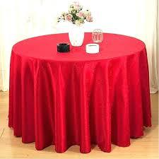 70 inch round white vinyl tablecloth full