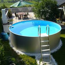 Zwembad In De Tuin Groot Assortiment Opbouw Of Inbouw Zwembaden