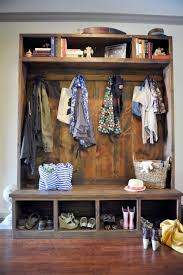 Entryway Shoe Bench With Coat Rack Mesmerizing Incredible Entryway Bench Coat Rack Coat Rack 32