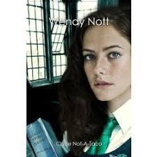 Wendy Nott [Draco Malfoy] | Harry potter stories, Slytherin harry potter,  Harry potter draco malfoy