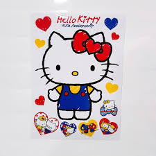 Amazon.com: Sticker One Piece Hello Kitty Doraemon Minions Anime Cartoon  Character Baggage Decal Custom Laptop Car Waterproof (OnePiece): Arts,  Crafts & Sewing