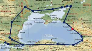 Image result for Russia in Black Sea images