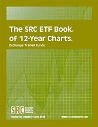 Amazon Com The Src Etf Book Of 12 Year Charts Ebook Src