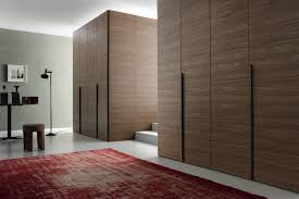 contemporary bedroom design. Perfect Contemporary This Room Features A Similar Wall Created Via Uniform Flush Door Panels  This Time For Contemporary Bedroom Design