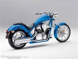 2010 honda fury chopper first look motorcycle usa