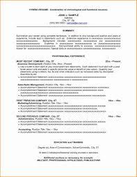 Functional Resume Pdf Resume Samples Pdf Unique 11 Functional Resume Template Pdf