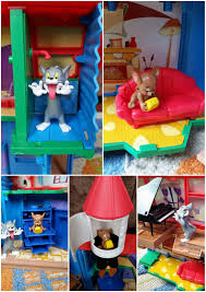 Mummy Of 3 Diaries: Tom & Jerry Tricky Trap House #Review