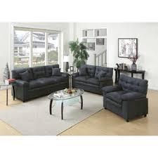 Grey Living Room Sets You ll Love